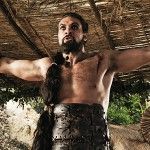 Khal Drogo by Jason Momoa